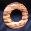 ゼブラウッド製絡子環