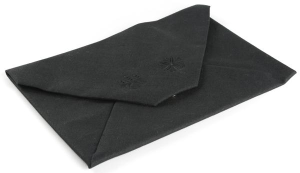 七条袈裟袋 共糸両山紋入