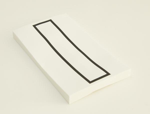 越前手漉和紙を使用した略可漏の黒色になります。